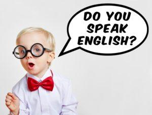 czy uczyć angielskiego małe dzieci