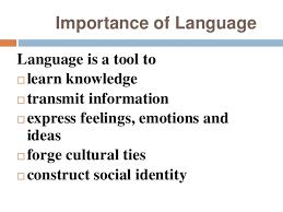 być użytkownikiem języka angielskiego