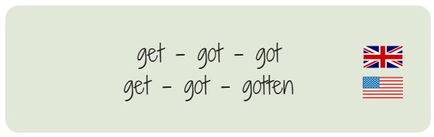 czasownik get