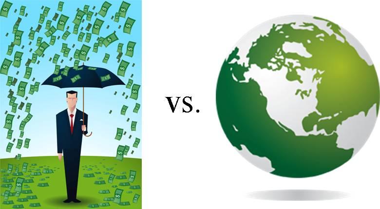 gotowa lekcja business english – COVID-19 vs global warming actions