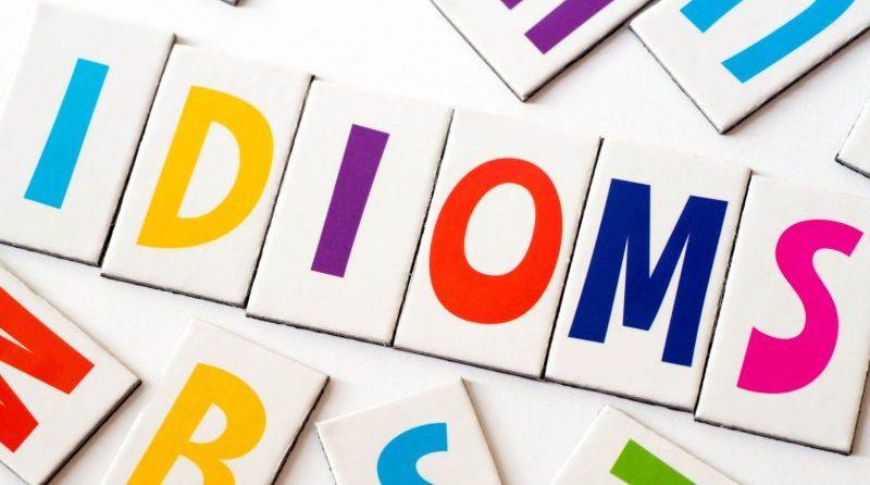 Jak uczyć się idiomów?