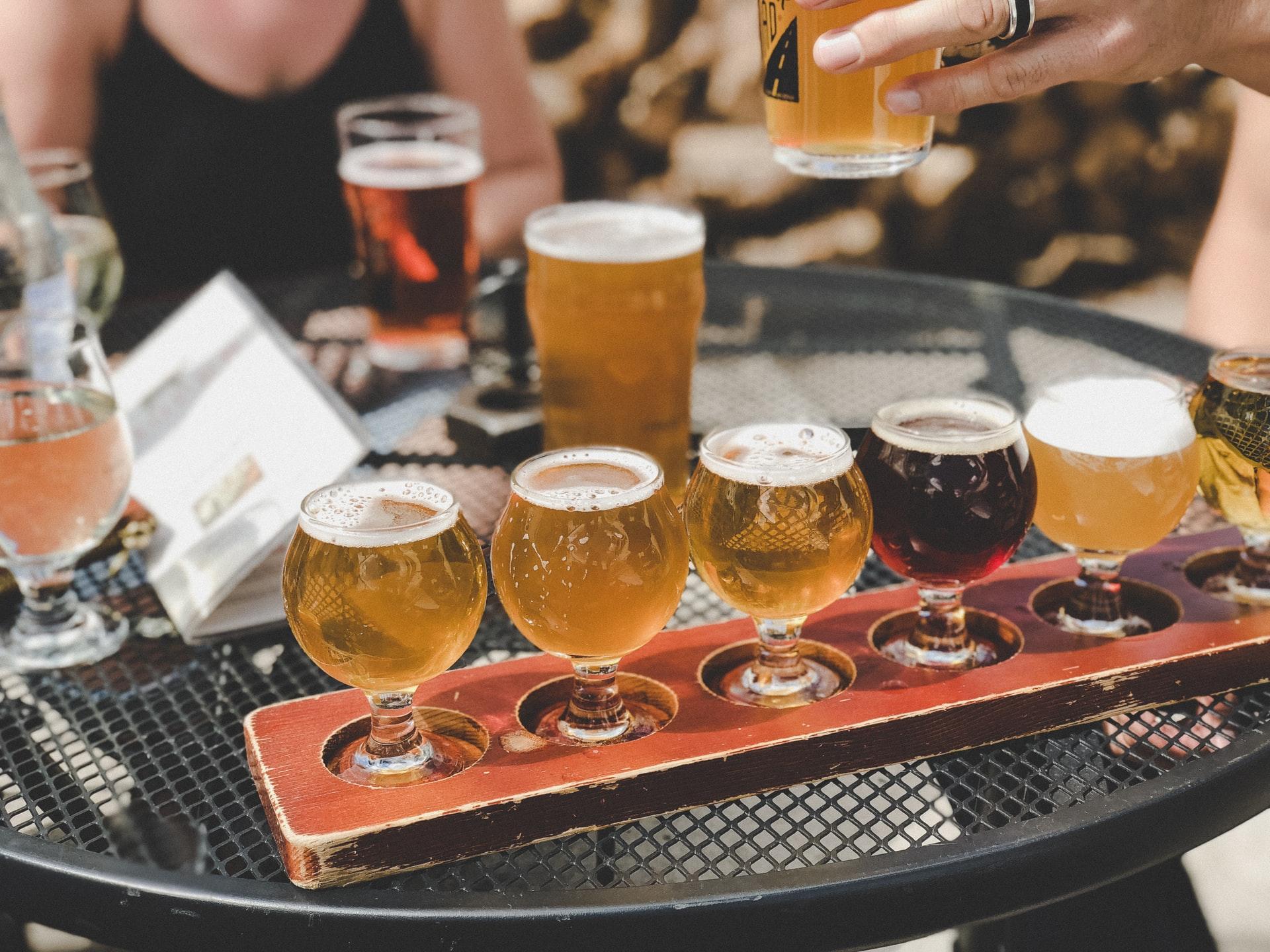 Gotowa lekcja – History of Beer