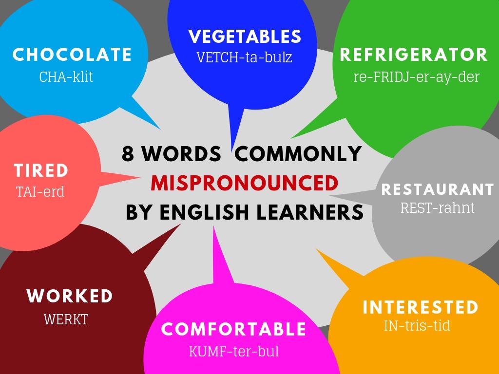 Najczęstsze błędy w wymowie [wymowa cz. IX]